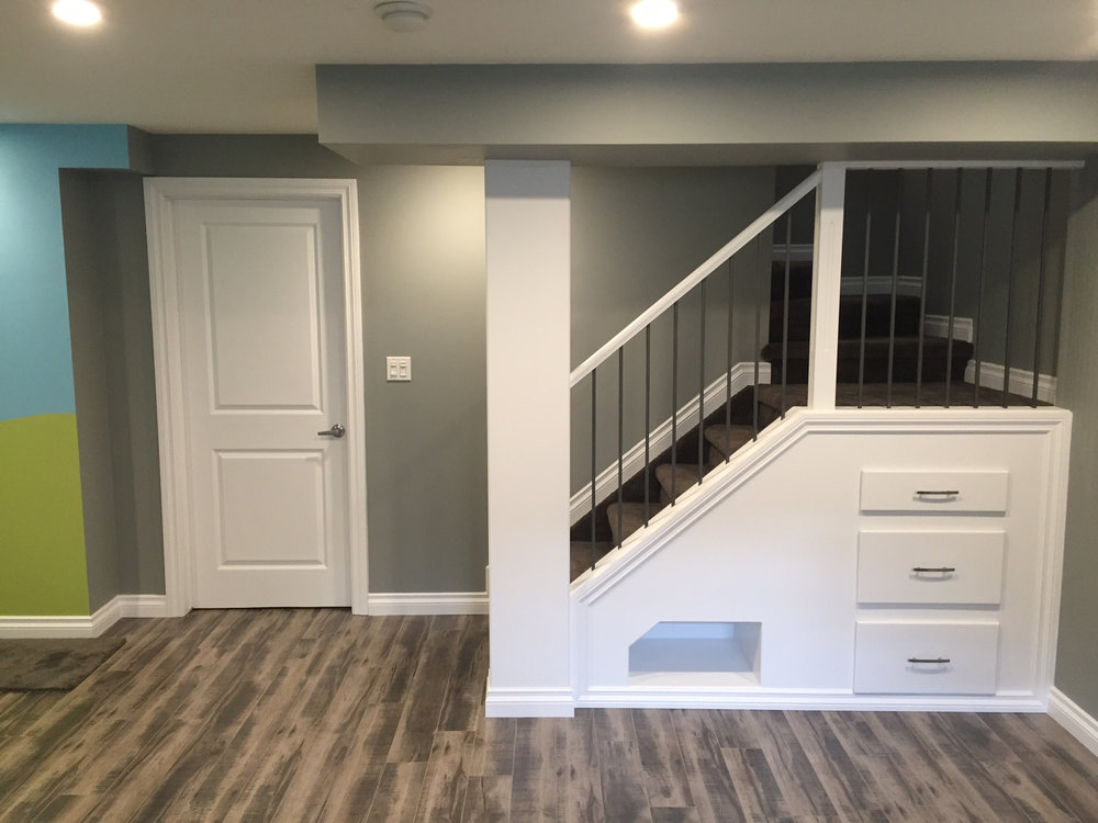 About Us - Variety Finishing is an interior renovations company operated out of Edmonton, Alberta and throughout the capital region. Our experience in remodelling is extensive going back to over 15 years of building in our province.
