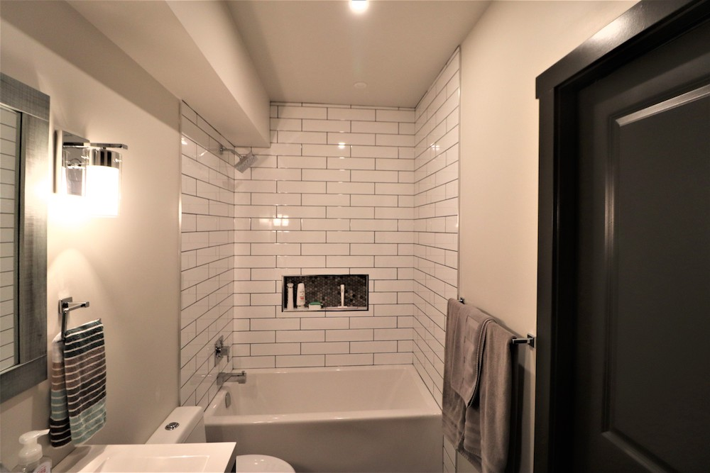 Bathroom Renovations | Variety Finishing