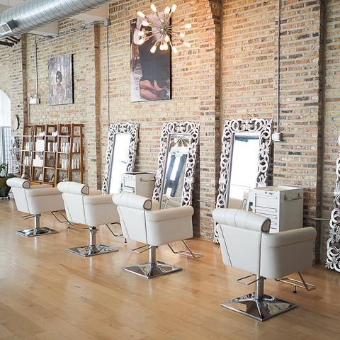 Our hairstylists can also do styles for you at our studio or at your location! Just ask!