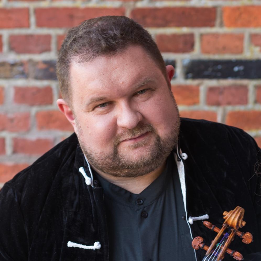 Anton Lasine - Violin