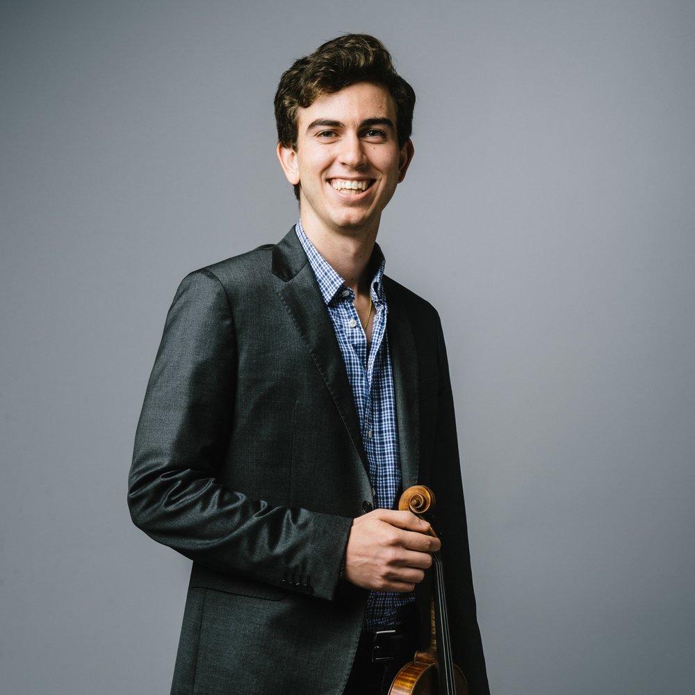 Niccoló Muti - Violin/Viola