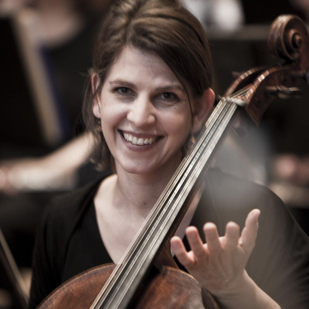 Dorothea Wolff - Cello