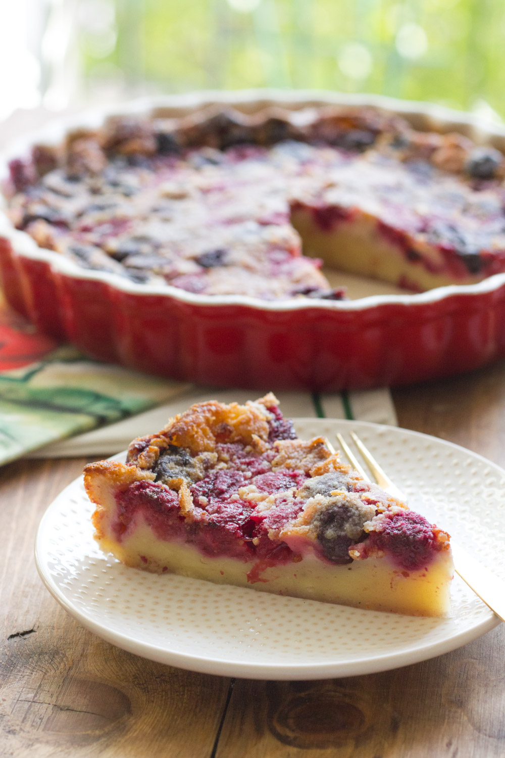 French-clafoutis