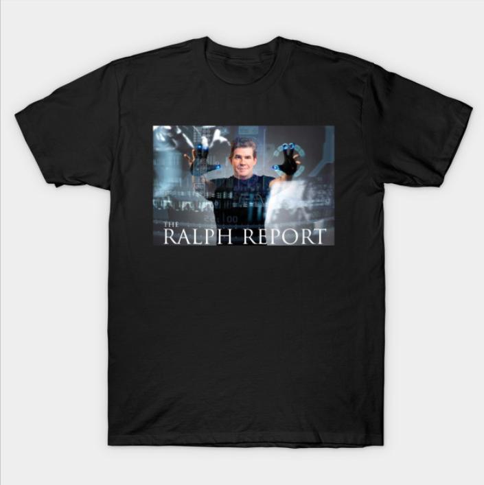 Minority Report Ralph