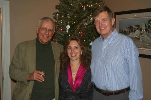 Dr. Don Hemstreet, Dr. Wendy Callahan, Dr. Sam Pearson
