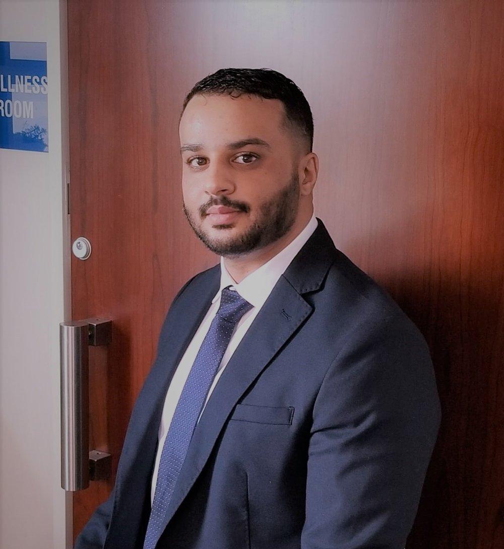 Ali Ouaissi   Portfolio Manager  Bermuda