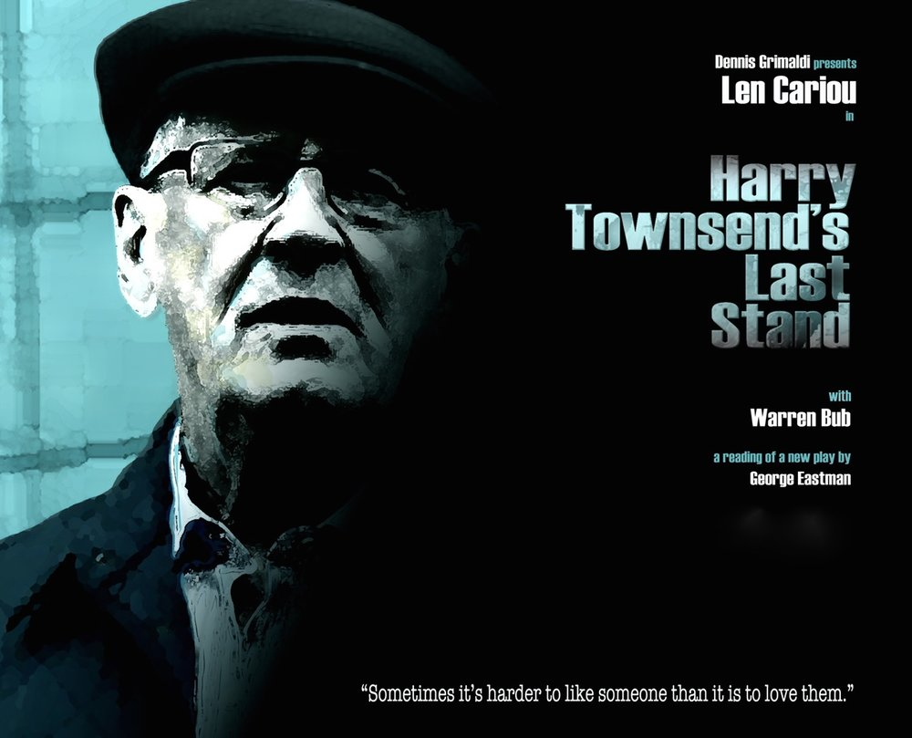 """HARRY TOWNSEND'S LAST STAND"""