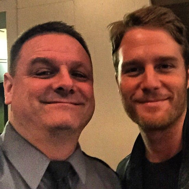 "With Jake McDorman ""LIMITLESS"""