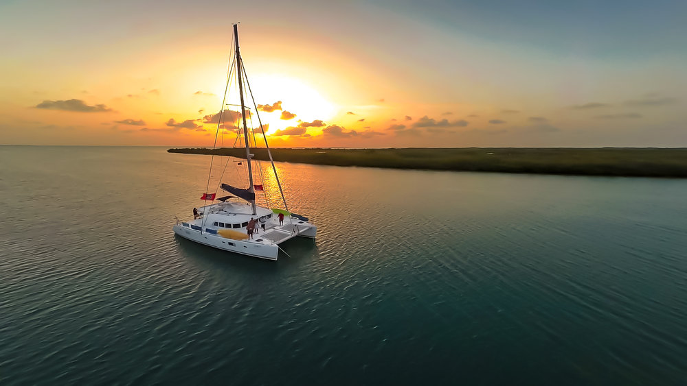 Blissfully Belize - -View Yacht Options-