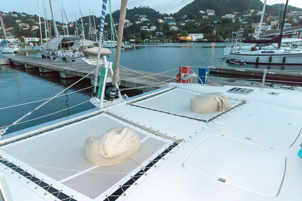 Aoibh-57' Sanya Fountaine Pajot -Trampolines