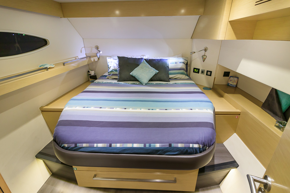 Aoibh-Fountaine Pajot 57' Sanya-VIP Suite