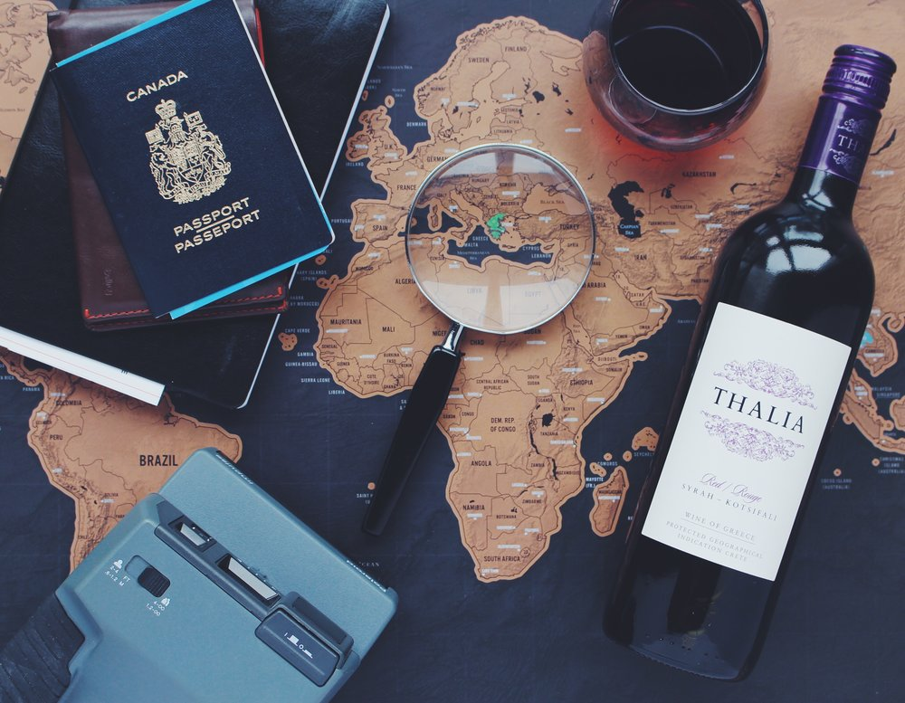 Travel Planning Essentials