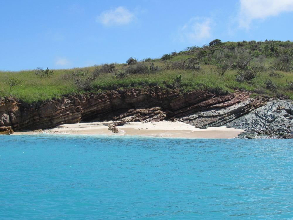 Honeymoon Bay, Virgin Gorda, BVI