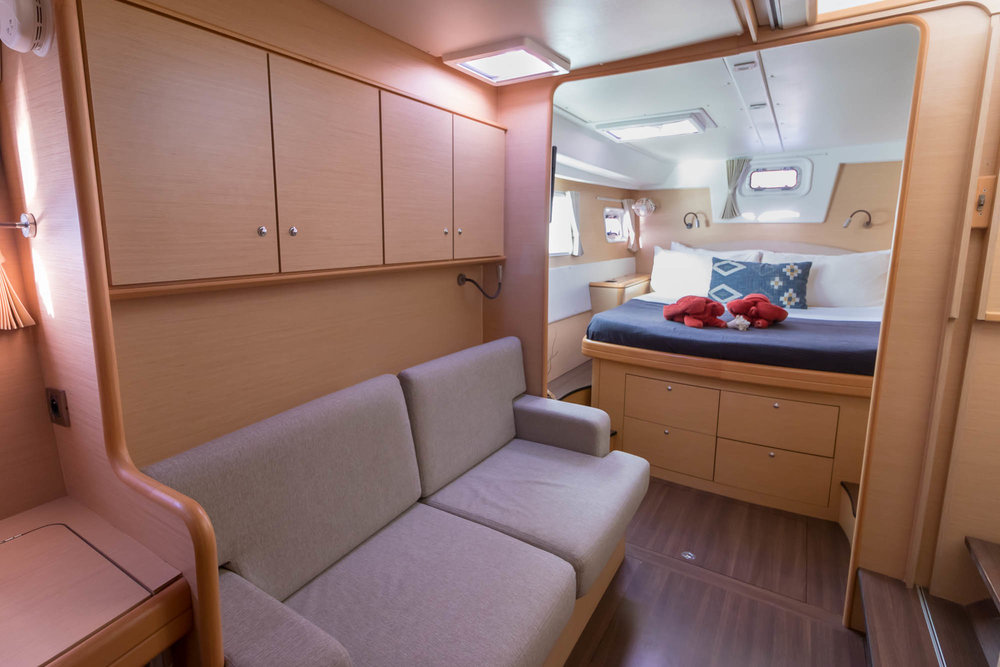 Better Days Lagoon 500-Master Cabin