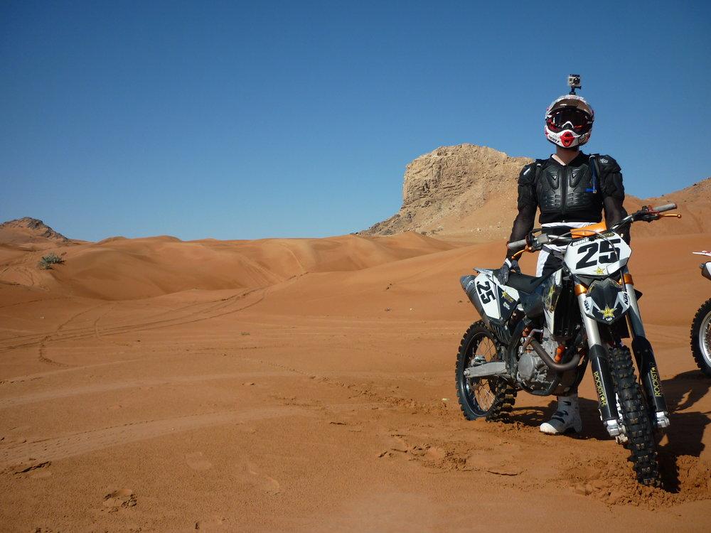 Jason-Dubai Desert