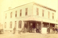 Hartwig's Saloon and General Store