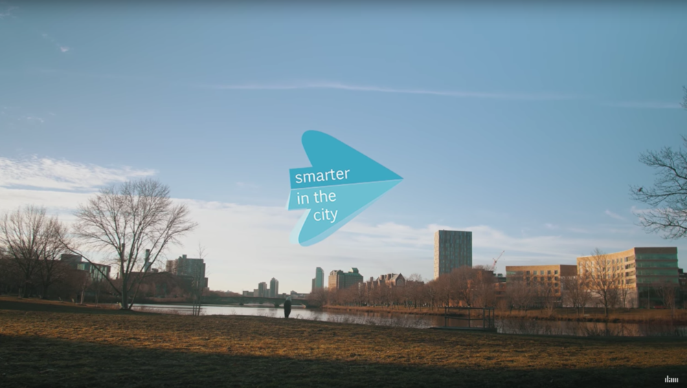 About Us video for  Smarter in the City