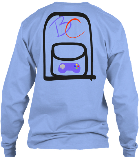 Backpacks + Controllers Long Sleeve Back.jpg