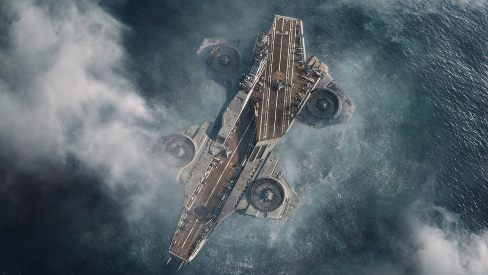 Marvel's The Avengers: S.H.I.E.L.D. Helicarrier