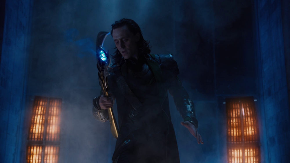 Marvel's The Avengers: Loki and his Staff