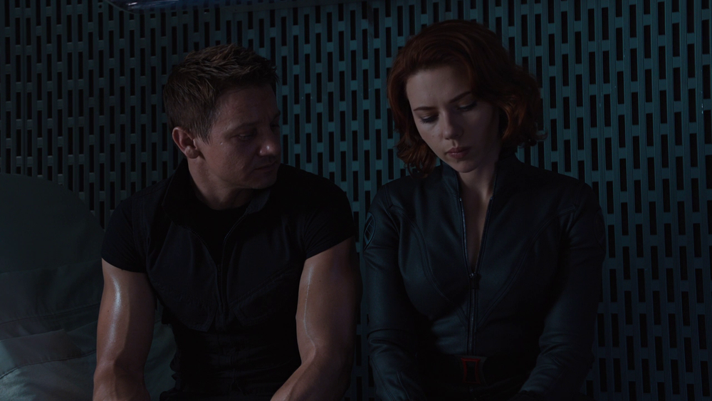 Marvel's The Avengers: Hawkeye and Black Widow