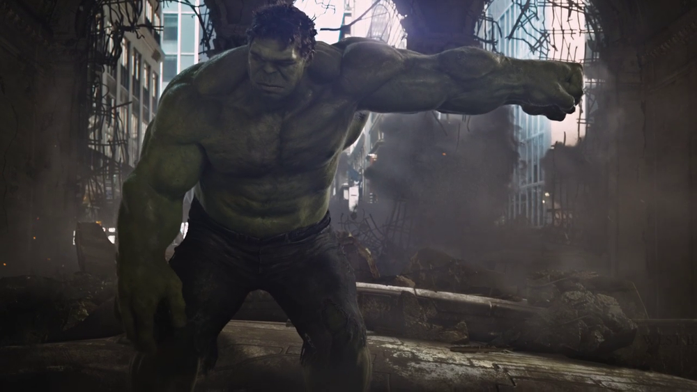 Marvel's The Avengers: Hulk Punch