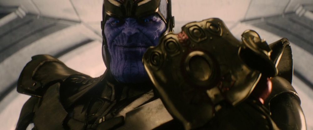 Avengers: Age of Ultron - Thanos and the Infinity Gauntlet