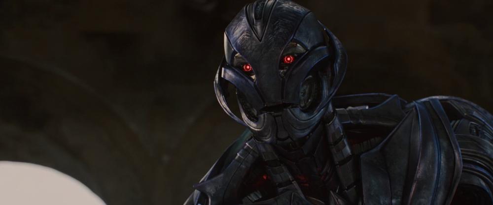 Avengers: Age of Ultron - Ultron in Sokovian Church