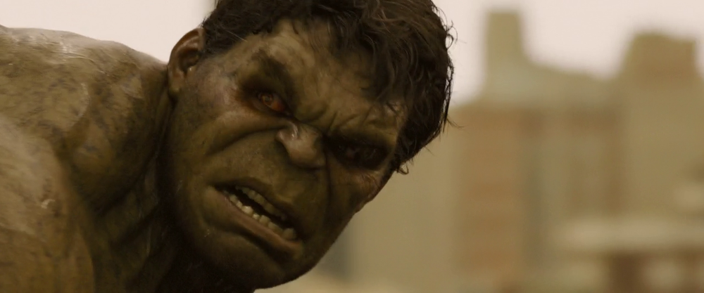 Avengers: Age of Ultron - Hulk Going Mad