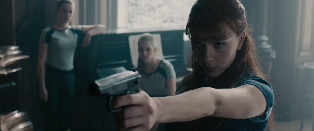 Avengers: Age of Ultron - Black Widow during Red Room Training