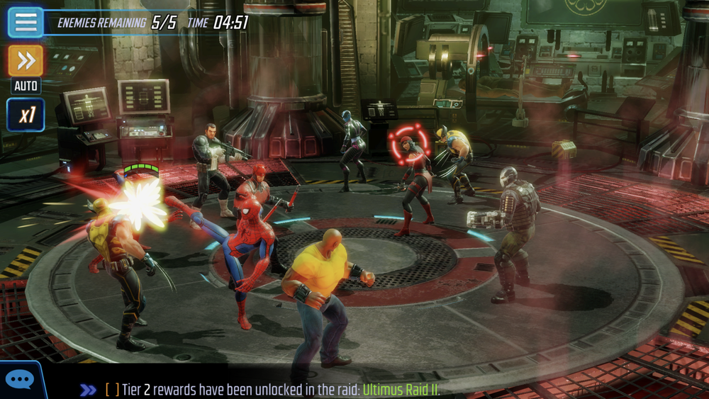 Marvel Strike Force (FoxNext Games)