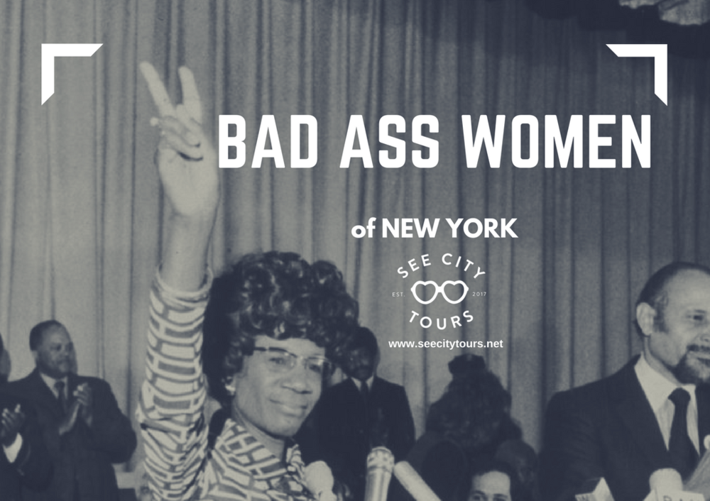 Shirley Chisholm, one of the Baddest Women in New York History