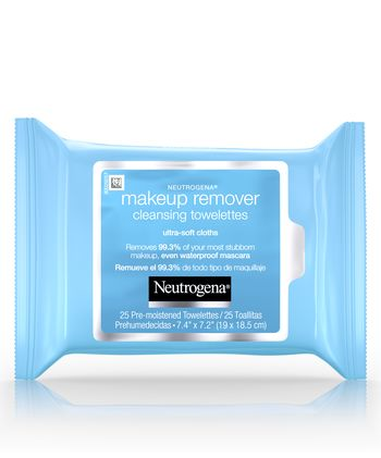 Neutrogena Makeup Wipes - You can't go wrong with having a surplus of these makeup wipes, they are easy and a better alternative to sleeping with your makeup on after a long night. We suggest you stock up because these will for sure come in handy.