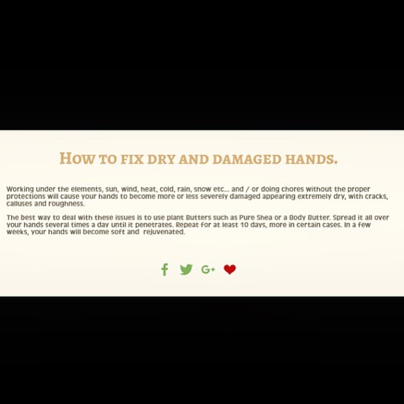 Tip #1 ! 👍Follow us on our website! 🙌Link in bio! How to fix dry and damaged hands?🖐 #greenbeauty #allnaturalproducts #gogreen #organicskincare #organicbeauty #organic #organichair #naturalbeauty #artisan #naprodis #naturalbeauty #nochemicals #noparabens #crueltyfree #crueltyfreebeauty #noanimaltesting #vegan #veganbeauty #veganfortheanimals #vegans #veganism #love #tip #tips #tipoftheday
