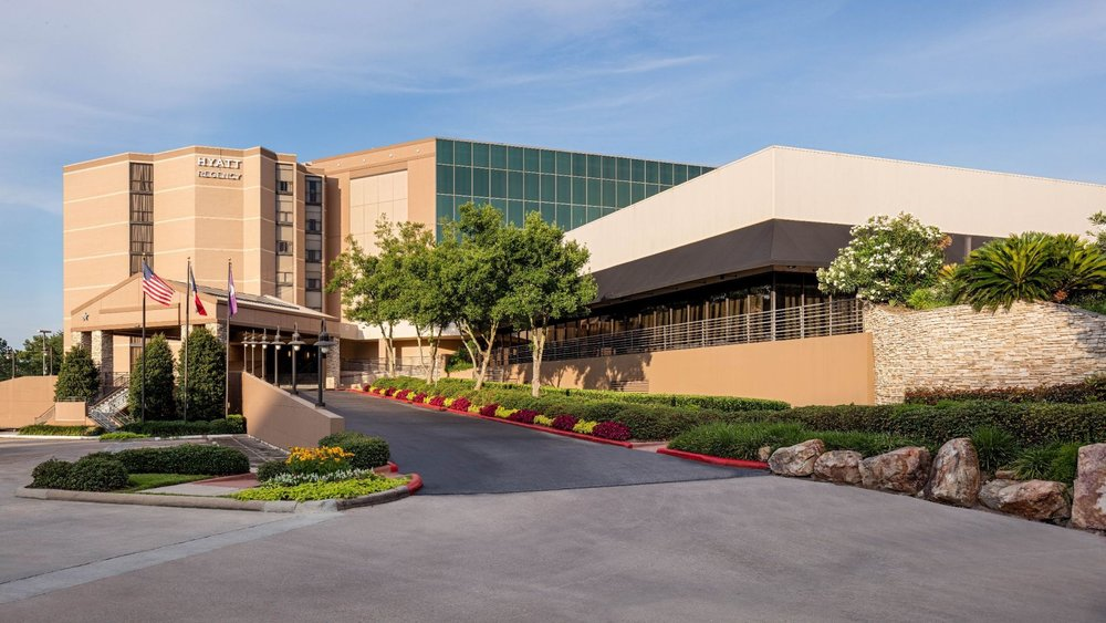 Hyatt Regency, 425 North Sam Houston Parkway East Houston, Texas, United States, 77060
