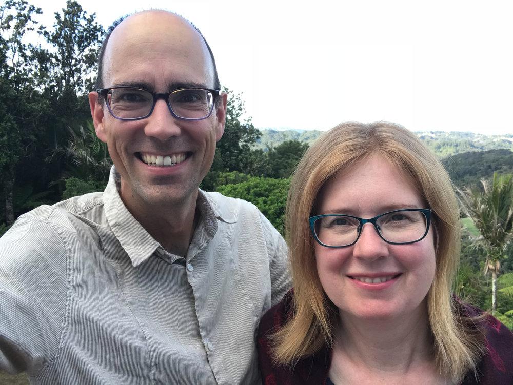 Michael and Lisa Taylor