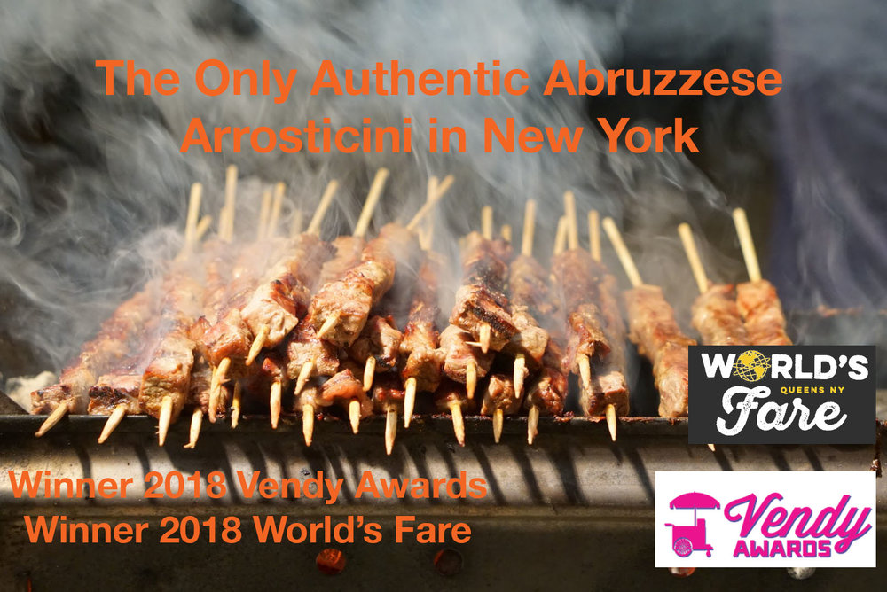 CHECK OUT THE D'ABRUZZO NYC DOCUMENTARY FILM PRODUCED BY LIZA DEGUIA OF FOOD.CURATED