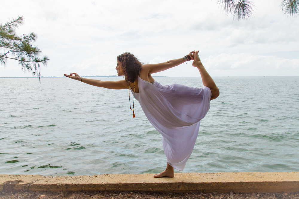 I heal, you heal, we all heal. - I was born in Miami, Florida, and spent my youth between Miami, Argentina, and Switzerland. Fun fact: I even spent a year living on a sailboat! Yoga and meditation came into my life in my early 20s when I began practicing Swasthya Yoga while in Argentina. Fast forward to my late twenties, while I was living in NYC, I discovered Sri Sri Ravi Shankar's The Art of Living. It blew me away! Combining breath with meditation became a powerful tool for me to deal with my anxiety, feeling overwhelmed, and seasonal depression. In 2013, at the age of 30, I returned to Miami and found myself wandering in a new, but not- so-new city. In 2015 my life began to get very interesting. I received a phone call in February with news that my younger brother, Alejandro, had suddenly passed away due to a heart attack. It felt like being punched in the face by Mike Tyson. It hurts in ways that I still cannot express. His passing made death very real for me and I became increasingly aware of my mortality. My life would never be the same. As my family was recovering from the heartache, my father was diagnosed with terminal brain cancer. This experience was like Chinese Water Torture. After my third trip to the therapist, something felt off; I felt disconnected and instead of going back, I dove deeply into alternative healing.I explored sound meditations, theta healing, reiki, breathwork, astrology, acupuncture, journaling, hypnosis, - the list goes on. I was seeking emotional connections and was desperate to support my healing. After my father's passing on March 26th, 2016, I attended Sound Healing School and completed my Breathwork apprenticeship. I later earned my certifications as a Yoga Teacher and a Hypnotist.Wander Not Lost was born while I was on a solo trip in Hawaii. I decided that I would heal myself by helping others heal. I would wander within and explore every inch of my light, my shadow, and mySELF, in order to support others in their self-discov