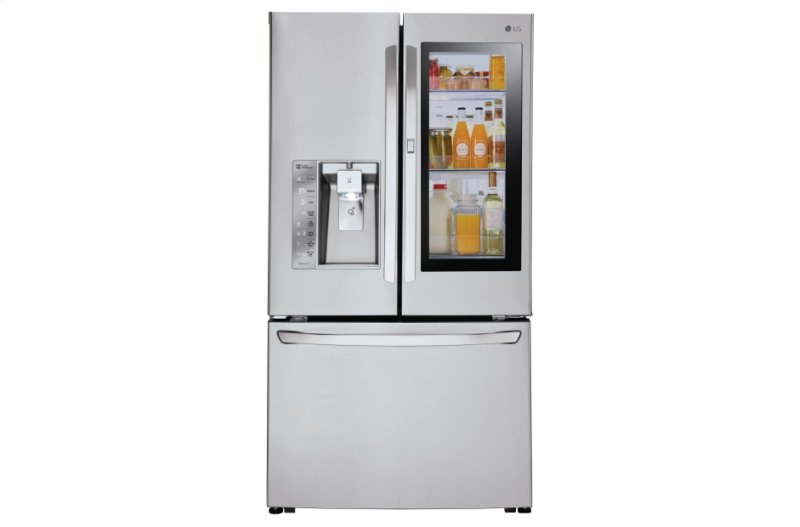 InstaView Door In Door® Counter Depth Refrigerator U2014 Barryu0027s Appliance U0026 TV
