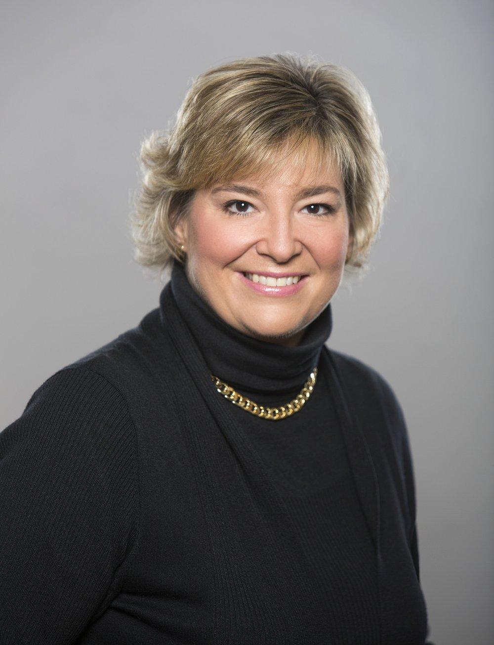 Kate Kuttruff, Senior Vice President of Operations