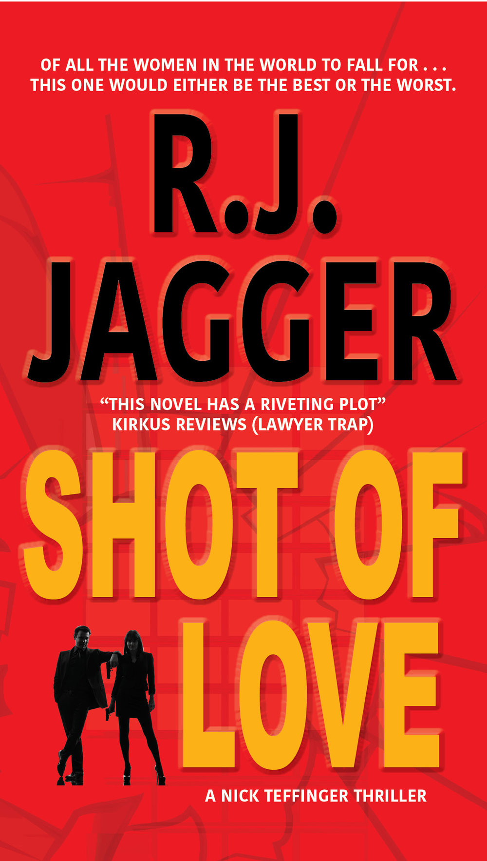 SHOT OF LOVE - In his riskiest and most personal case yet, Denver homicide detective Nick Teffinger crosses paths with an edgy little beauty who is either a killer or about to be killed, or both. Either way, she's on the run, and now so is he.The audiobook version of this title is being produced by the award-winning Roger Rittner Productions in LA and is being narrated by the incredibly talented TV and film actress Robin Riker (NCIS, Boston Legal, General Hospital, etc.), actor Daniel Chodos (Outbreak, etc.), and others. Sound effects, music and background accents are being added to create a soundtrack of stunning audible delight. This production clears the highest bars for excellence in audiobook creation and is something you will definitely want to experience.Coming October 1, 2018 in hardcover (ISBN 978937888442)  ebook (ISBN 9781937888466) and audiobook. Coming mid-2019 in mass-market paperback (ISBN 9781937888978).Distributed by Ingram.