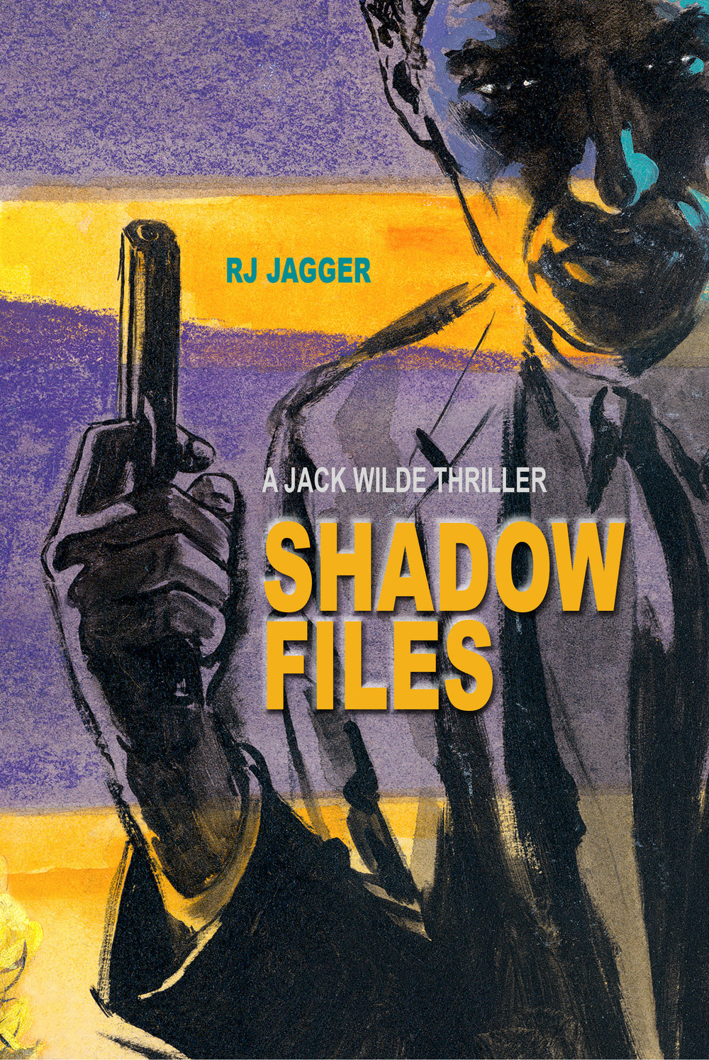 SHADOW FILES - Private investigator Jack Wilde lives in an edgy 1952 world where nothing is black and white, cigarettes dangle from ruby-red lips, and even the simplest case has more dangerous twists than whiskey-soaked jazz. In this riveting pulp noir thriller from acclaimed author R.J. Jagger, Wilde  takes an assignment for a beautiful local attorney and soon finds that he has been pulled into a deadly vortex with no visible means of escape.