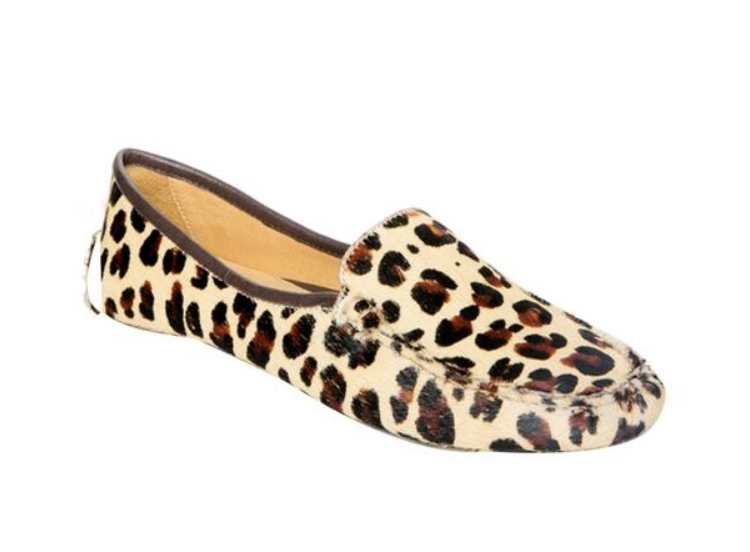 Leopard Jillian Loafers