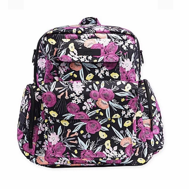 Ju-Ju-Be Breast Pump Bag in Floral Print