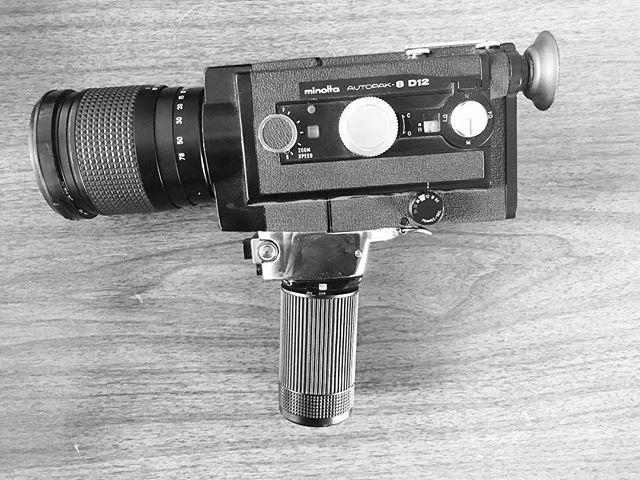 Heavy Metal ⚡️ #super8 #minolta #btscamera #bw #blackandwhite #bwphoto#director #filmisnotdead #shootonfilm #8mm #kodak #bandw #minoltafilm #kodakfilm