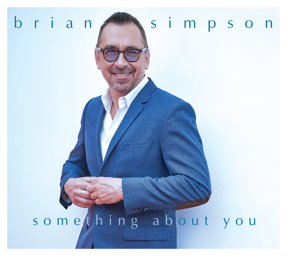 Brian Simpson - Something About You — Shanachie Entertainment