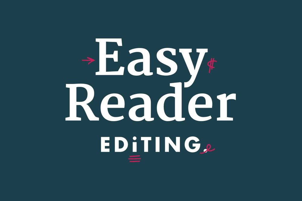 Easy Reader Editing