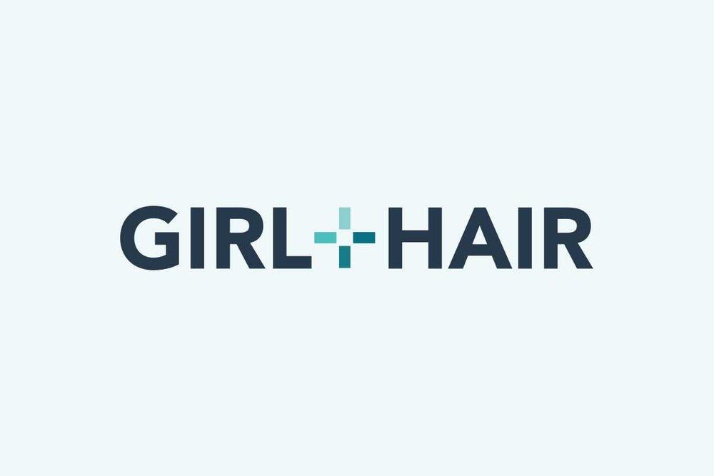 Girl + Hair