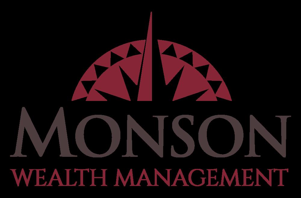 Title sponsor for Spring 2018 - Monson Wealth Management