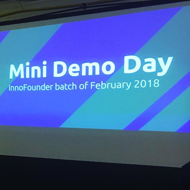 We had a great day yesterday pitching at the InnoFounder Mini Demo Day. Fantastic to hear and be inspired by the other startups :) A big thank you to all that put in the hard work to make it happen! We also got to show the Twerky Punchy for the first time ;) . . #minidemoday #innofounder #blackboxefx #ciid #danishdesigncenter #twerkypunchy